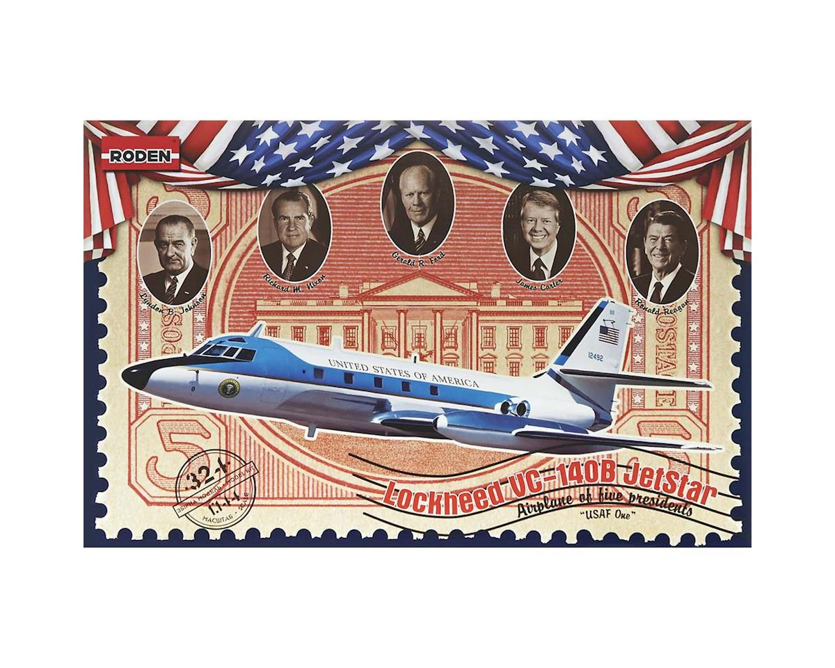 324 1/144 VC140B Jetstar US Air Force One Presidential by Roden