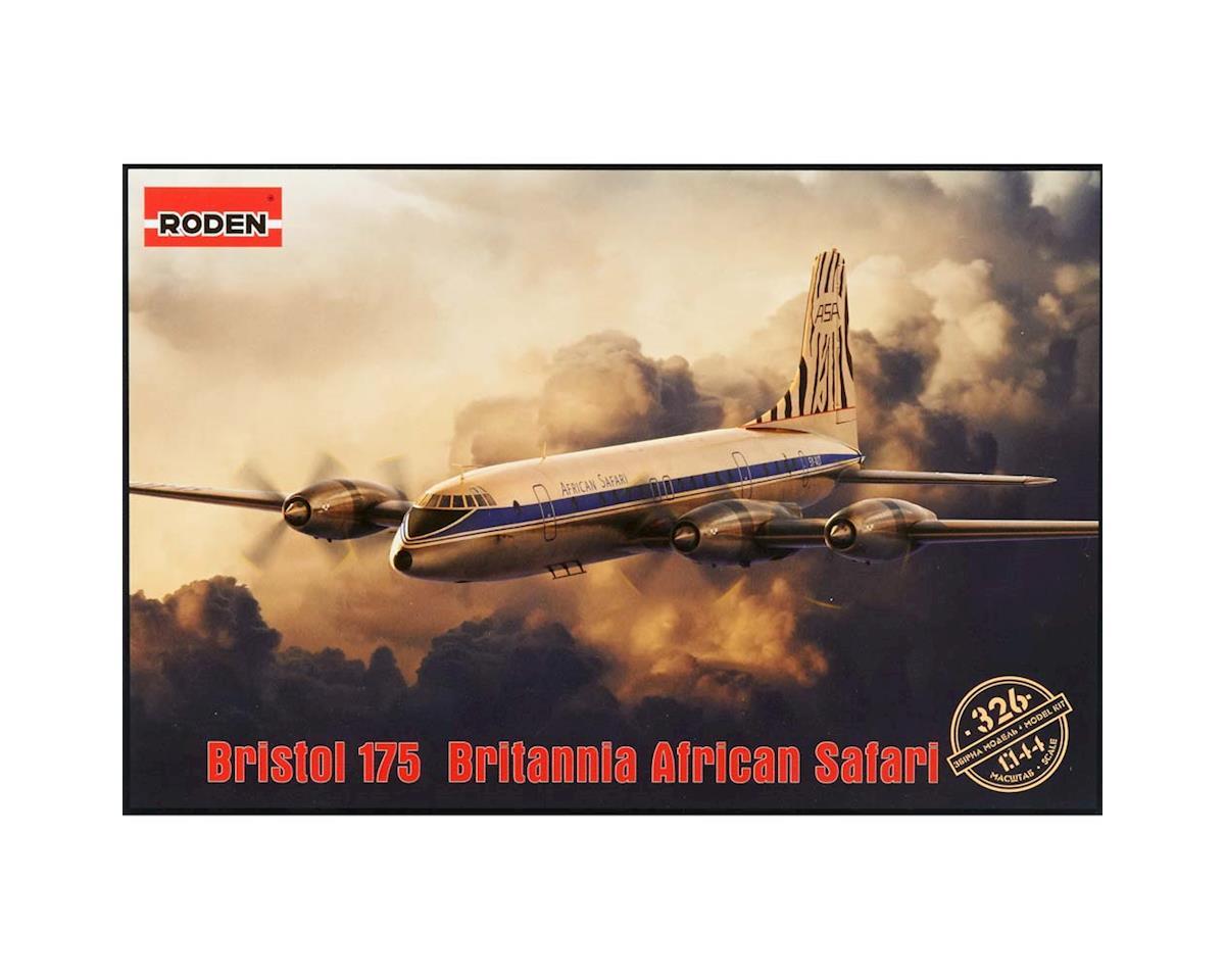 Roden 326 1/144 Bristol 175 Britannia RAF Command Transporter