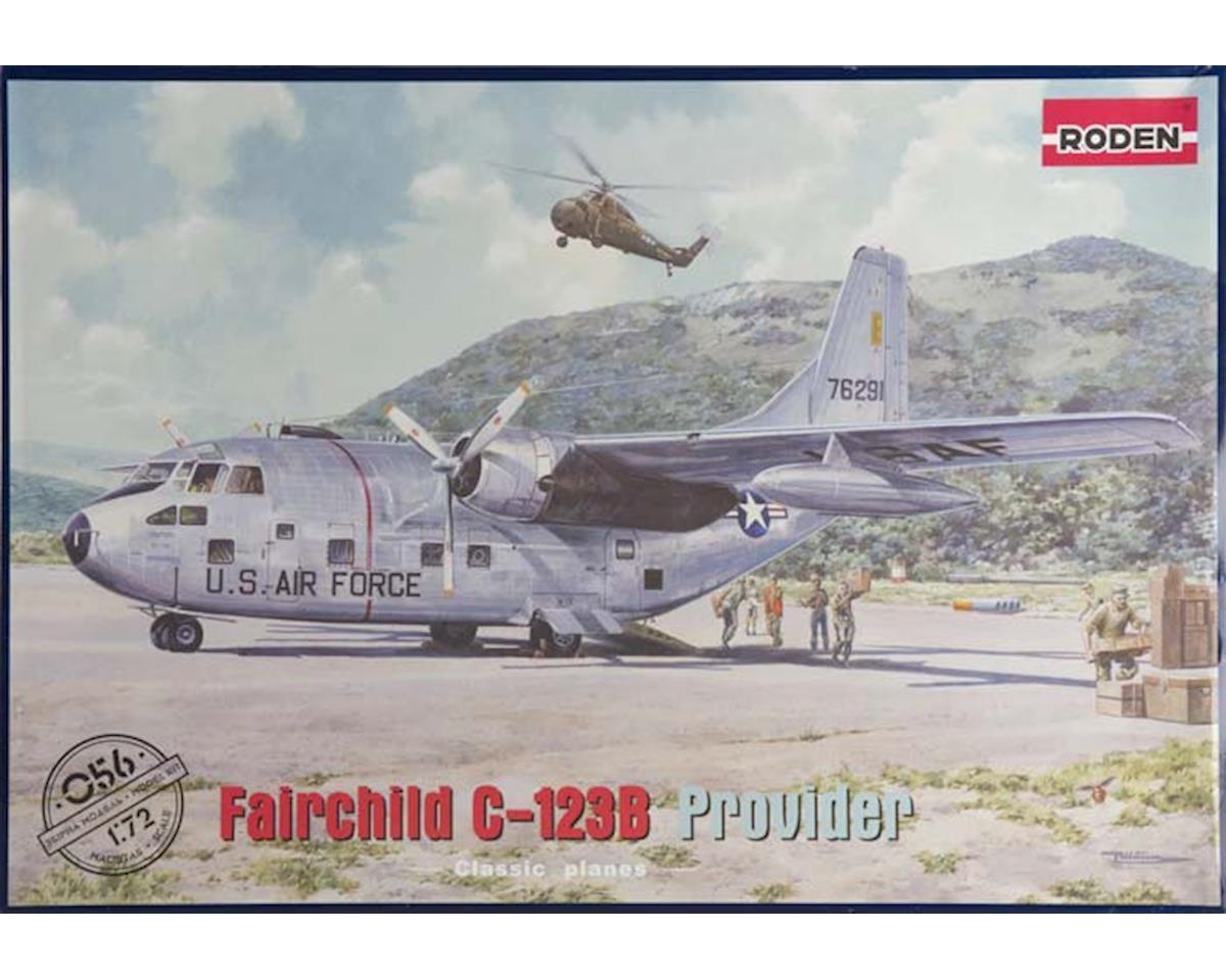 56 1/72 Fairchild C-123B Provider