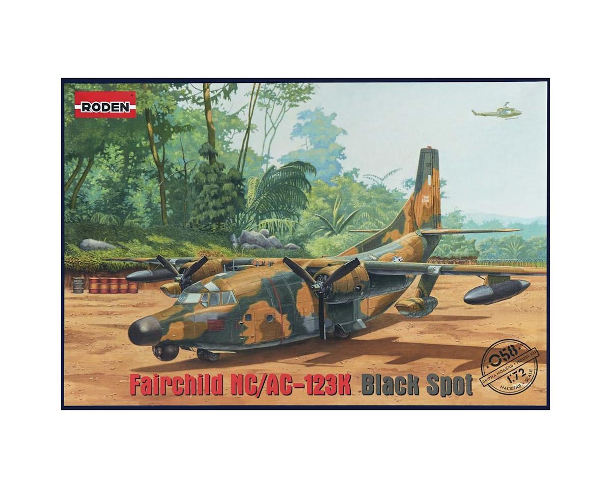 Roden 58 1/72 Fairchild NC/AC123K Provider Aircraft