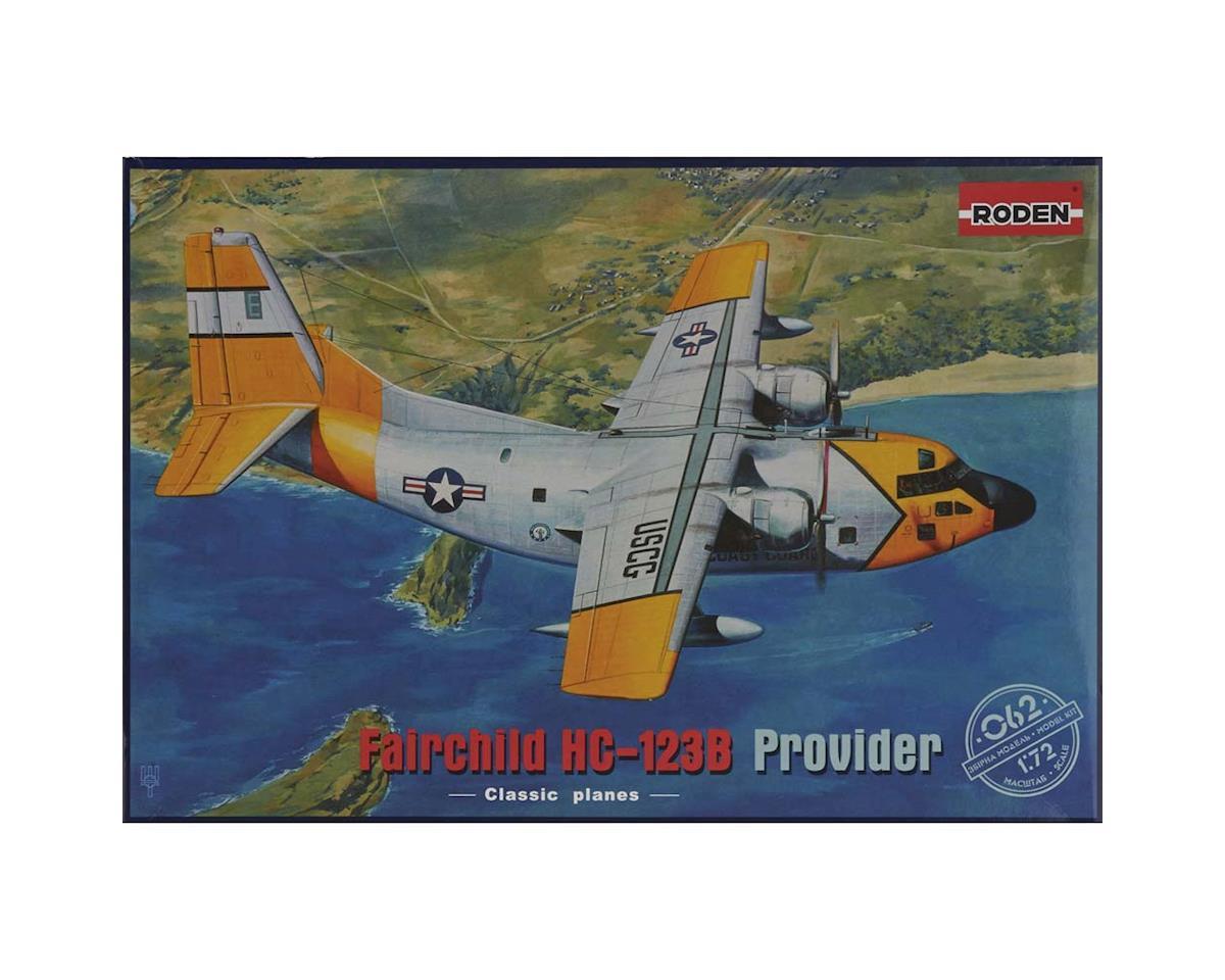 62 1/72 Fairchild HC-123B Provider by Roden