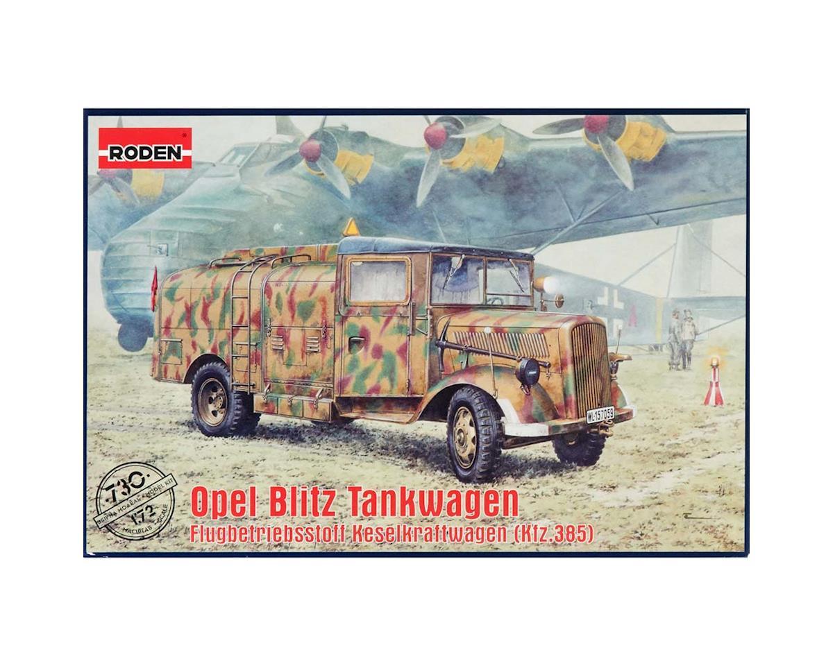 Roden 730 1/72 Opel Blitz KFZ.385 Tankwagen