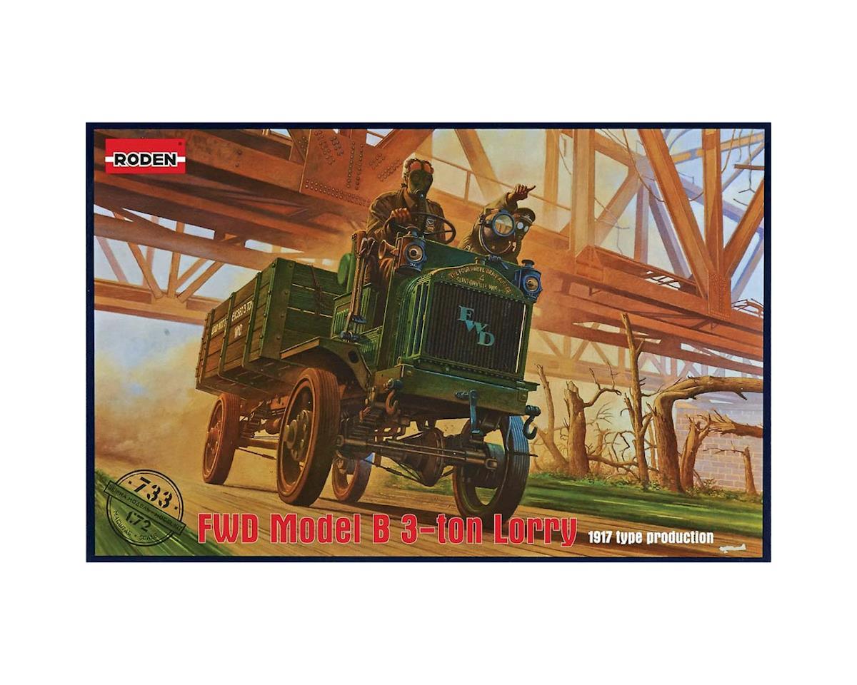 Roden 733 1/72 FWD Model B 3-Ton Lorry