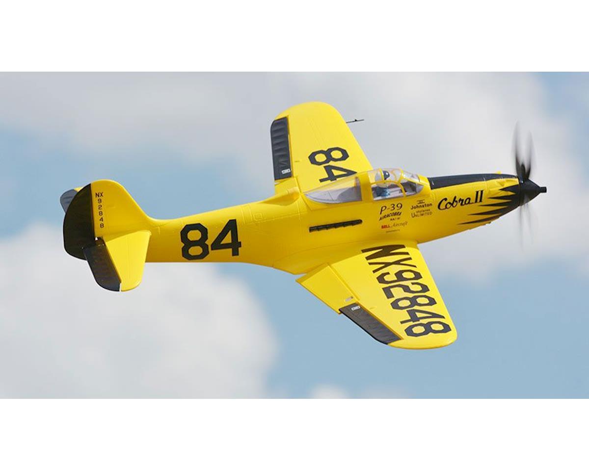 RocHobby P-39 Cobra II Racer PNP