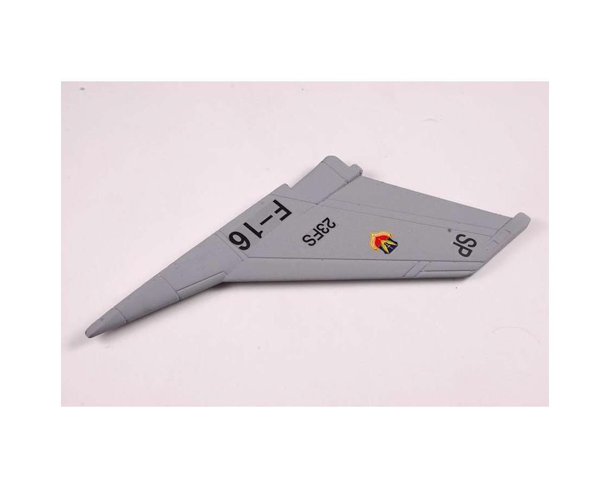 RocHobby Vertical Stabilizer: F16