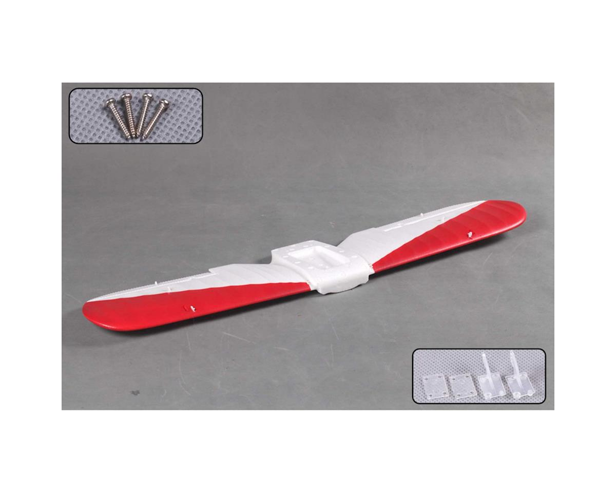 Low Wing: Waco Red