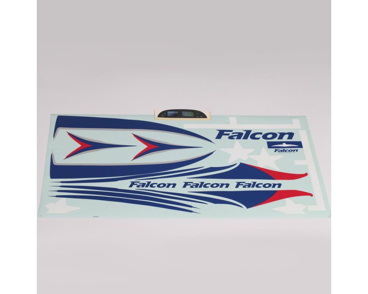 RocHobby Decal Sheet: Falcon