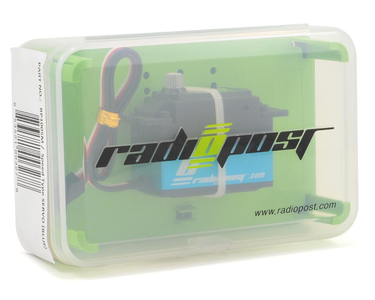 Radiopost 1005M Standard High Speed Servo (High Voltage)