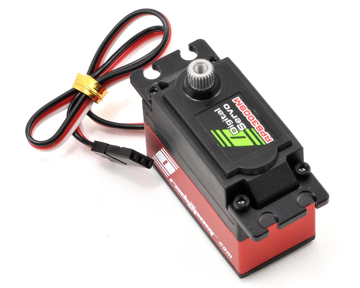 Radiopost RP3009M Standard High Torque Servo (High Voltage)