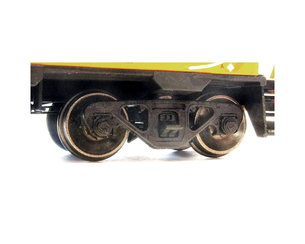 Rapido Trains HO Barber-Bettendorf Caboose Trucks (2)