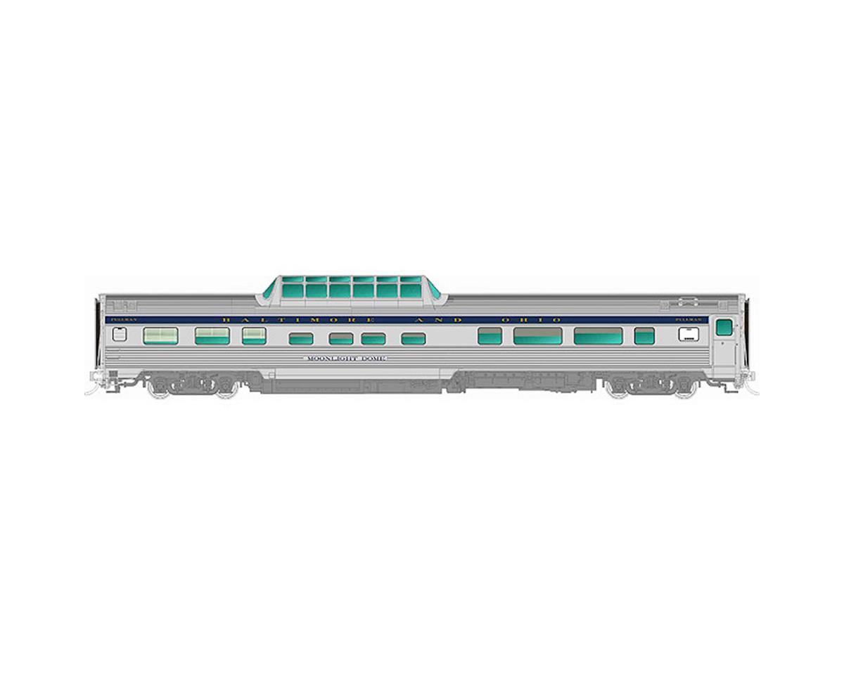 Rapido Trains HO Budd Dome, B&O /Moonlight