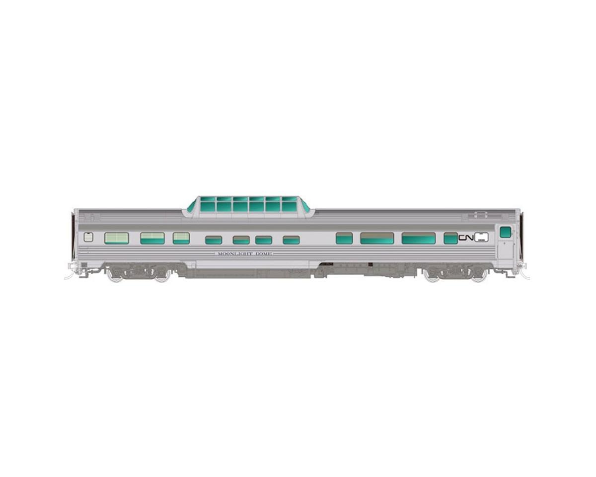 Rapido Trains HO Budd Dome, CN/Moonlight
