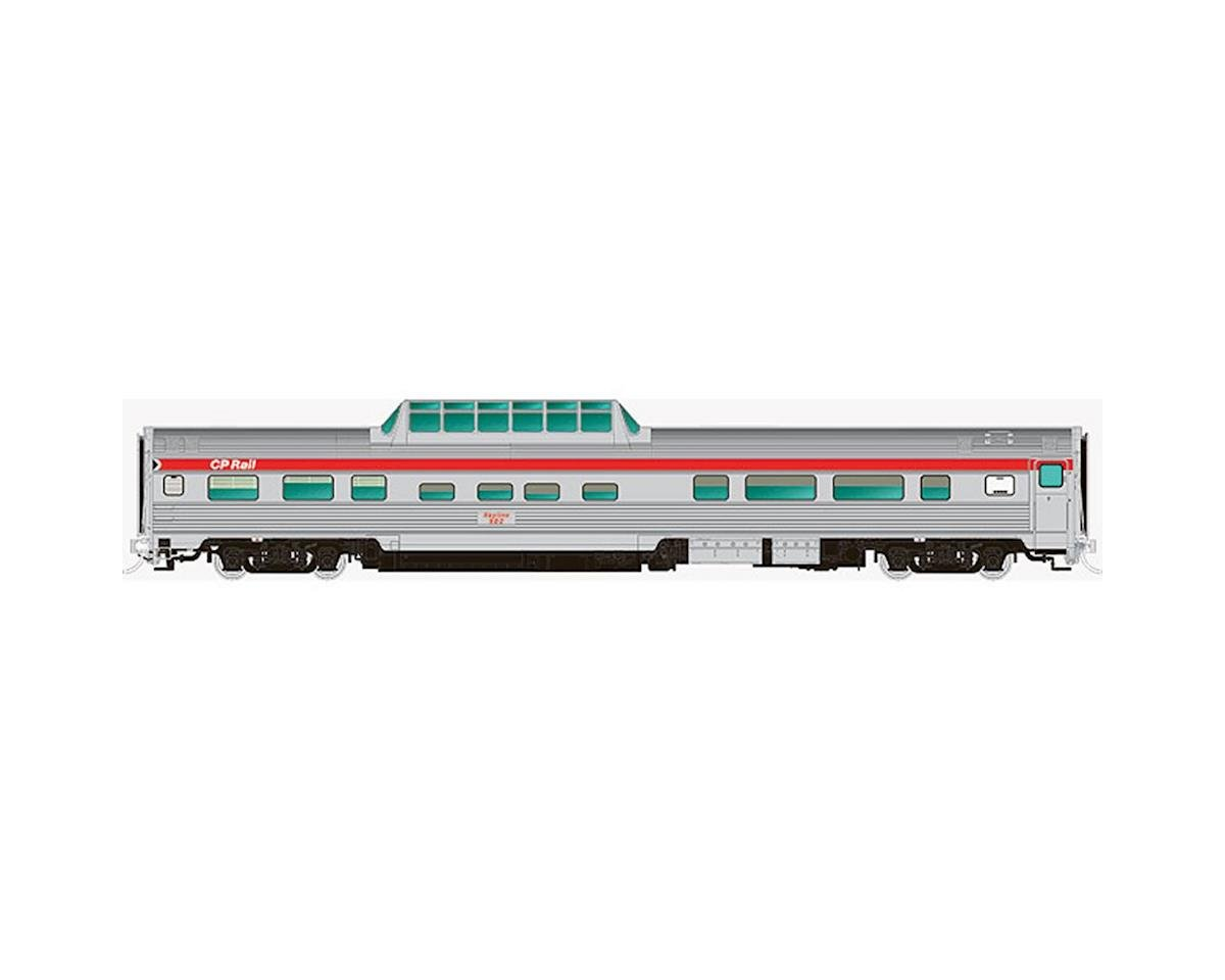 Rapido Trains HO Budd Dome, CPR/Action #502