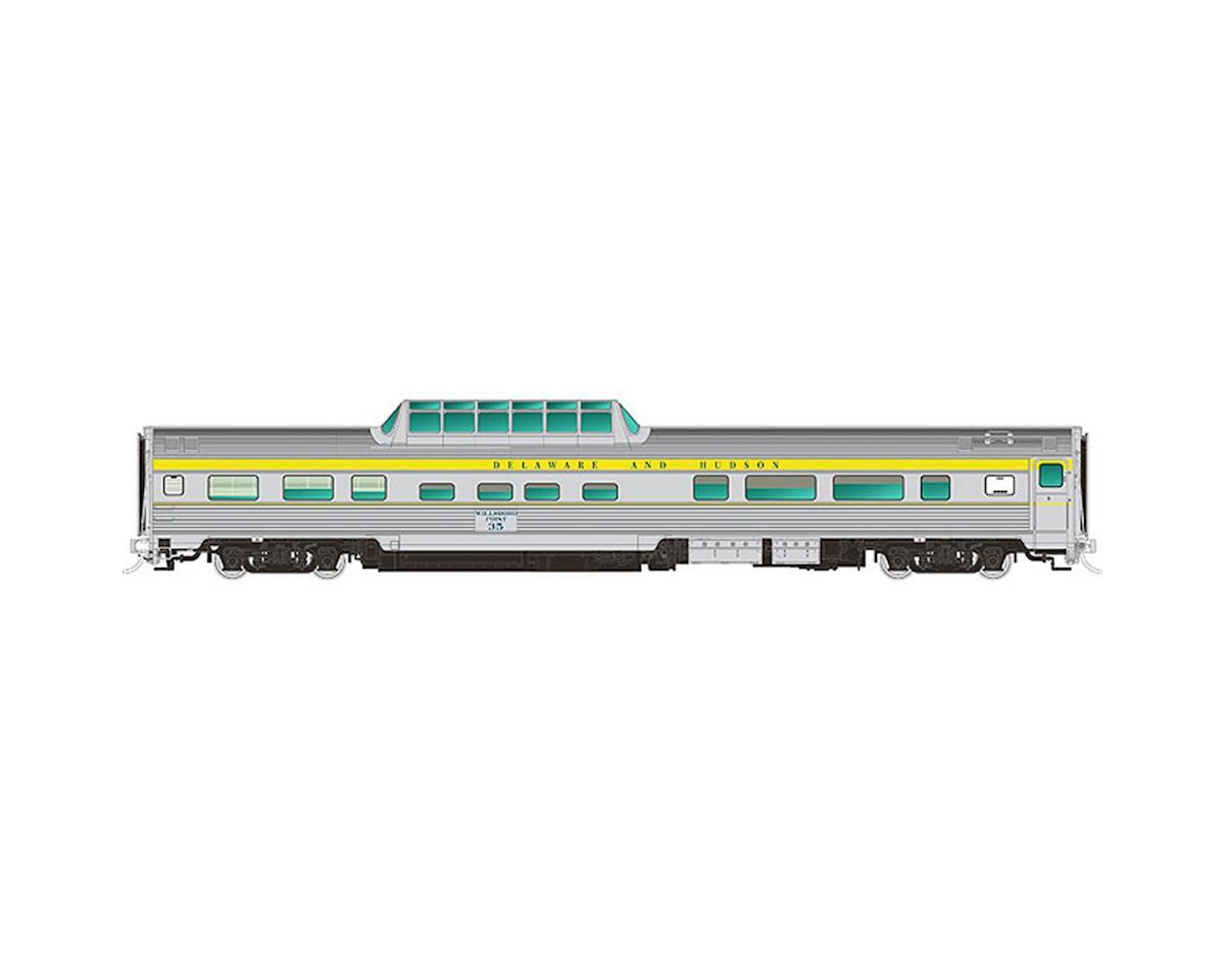 Rapido Trains HO Budd Dome, IC #2200