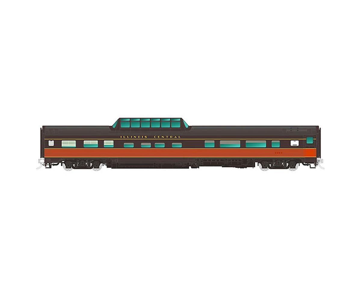 Rapido Trains HO Budd Dome, IC #2201