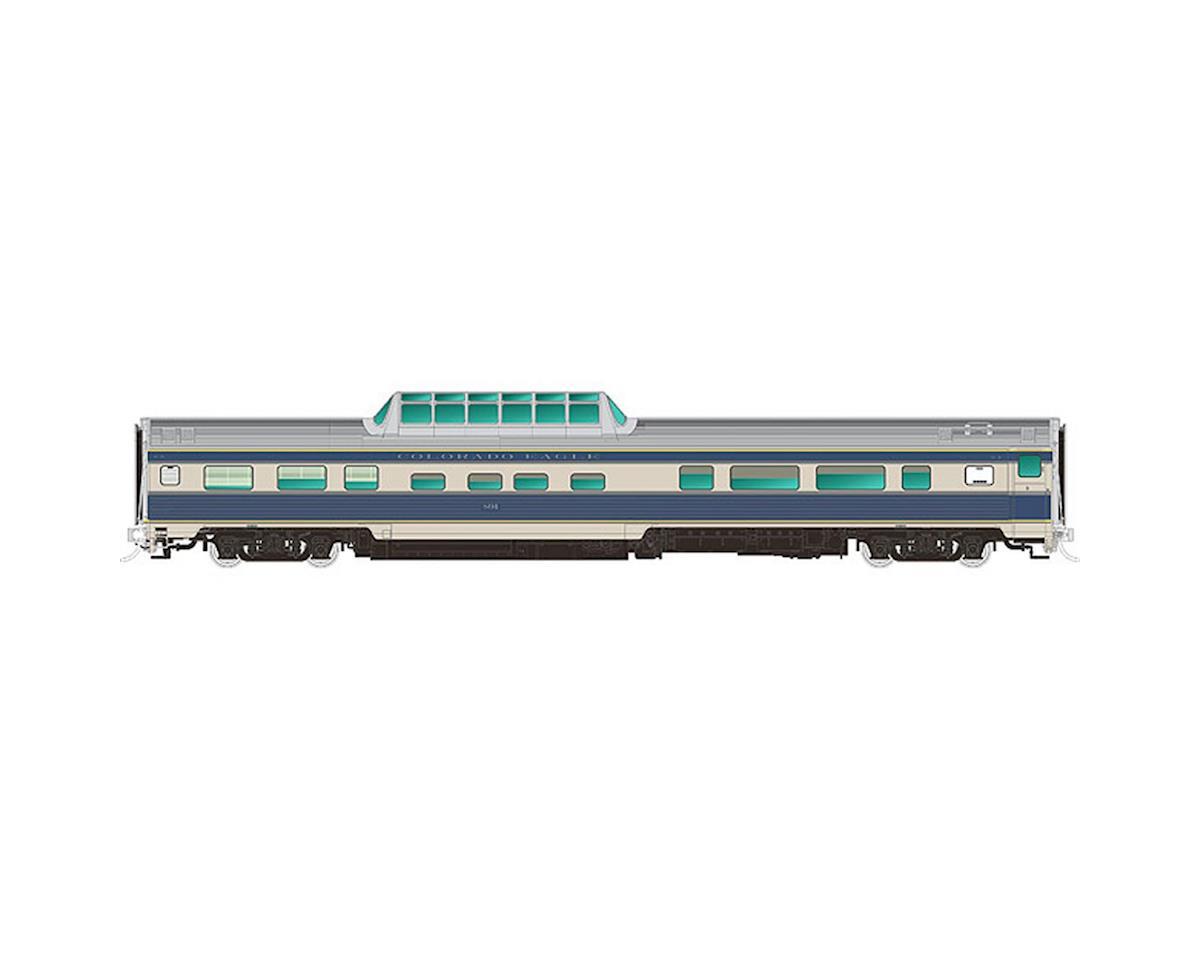 Rapido Trains HO Budd Dome, MOPAC Eagle #891