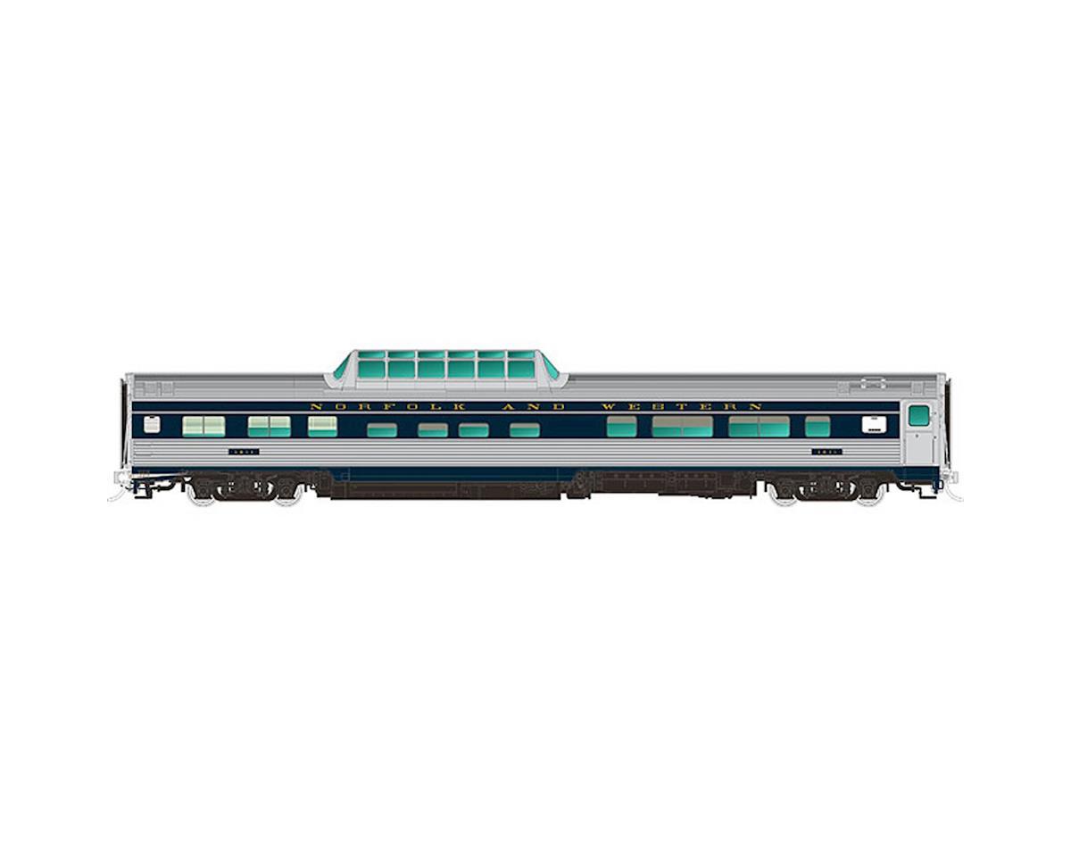 Rapido Trains HO Budd Dome, N&W #1612