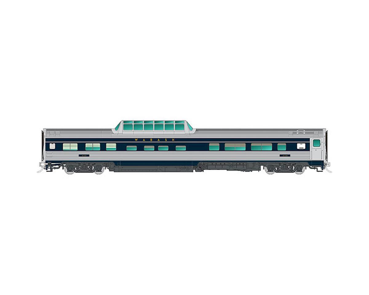 Rapido Trains HO Budd Dome, WAB #201