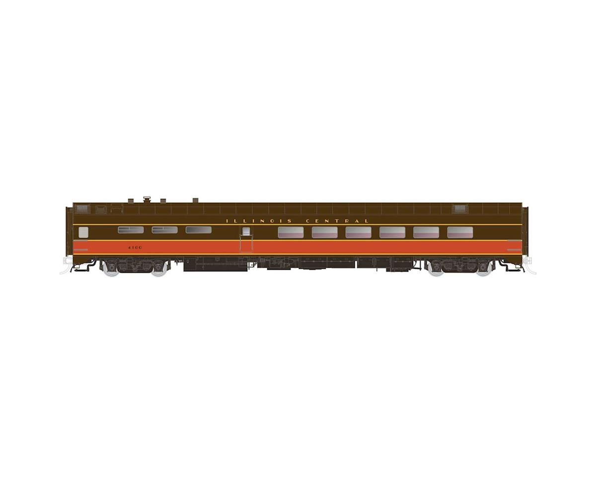 Rapido Trains HO Lightweight PS Diner, IC #4101