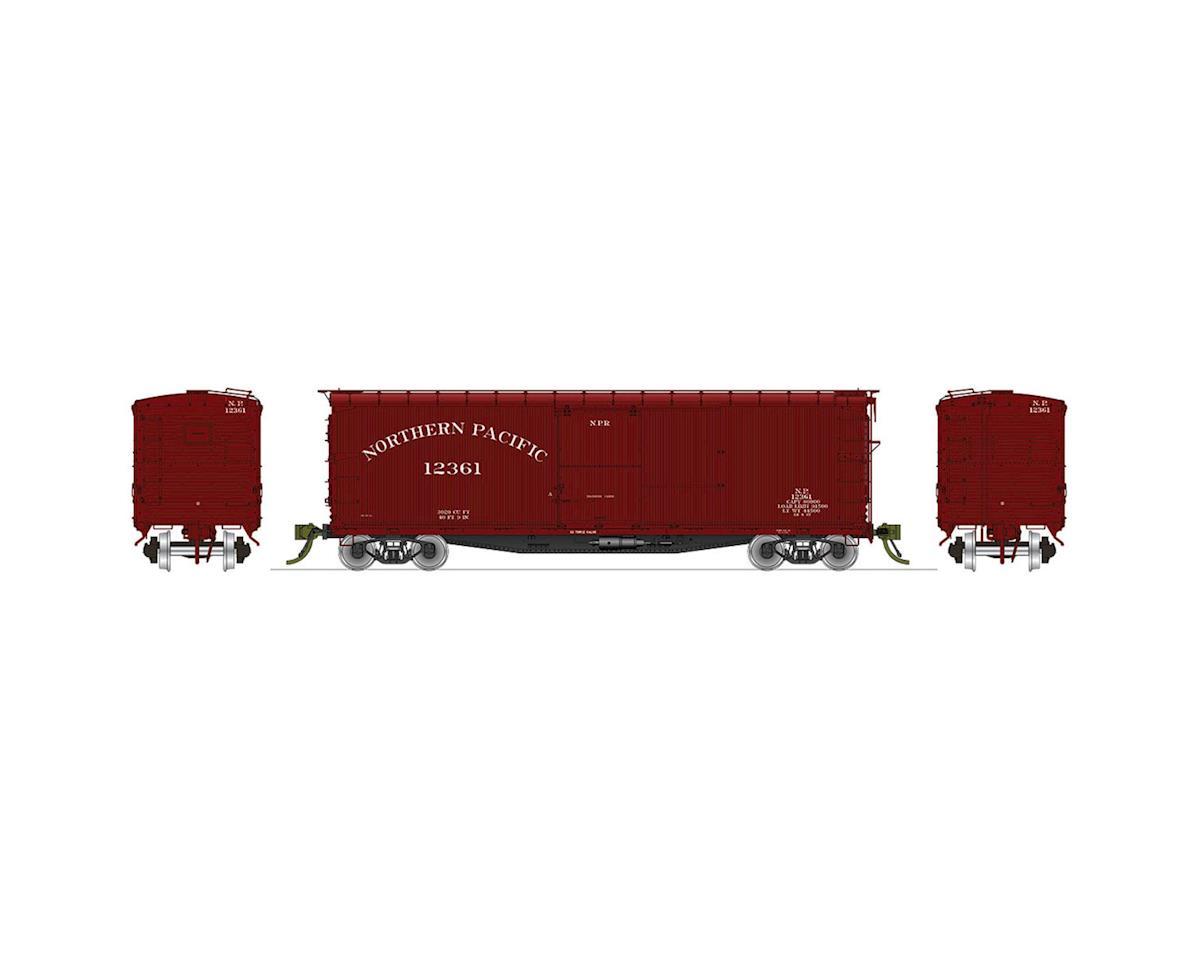 Rapido Trains HO 10000 Box, NP/Pre-War/1923 - 1938 (4)