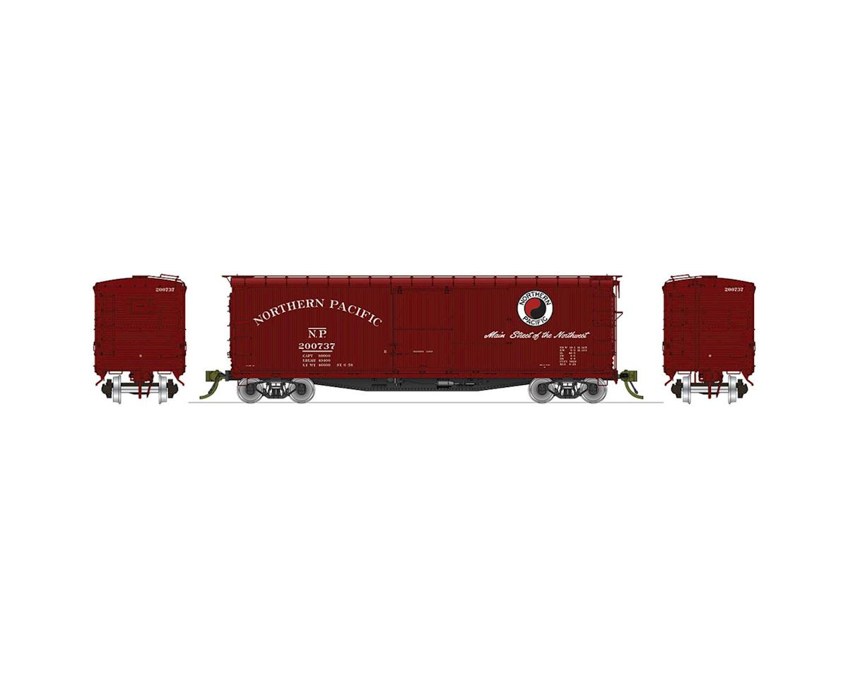 Rapido Trains HO 10000 Box, NP/Company Service/1956 - 1982