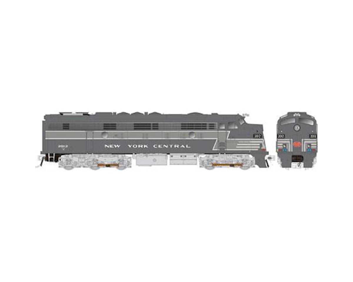 Rapido Trains HO FL9 Rebuilt, MTNTH/NYC #2012