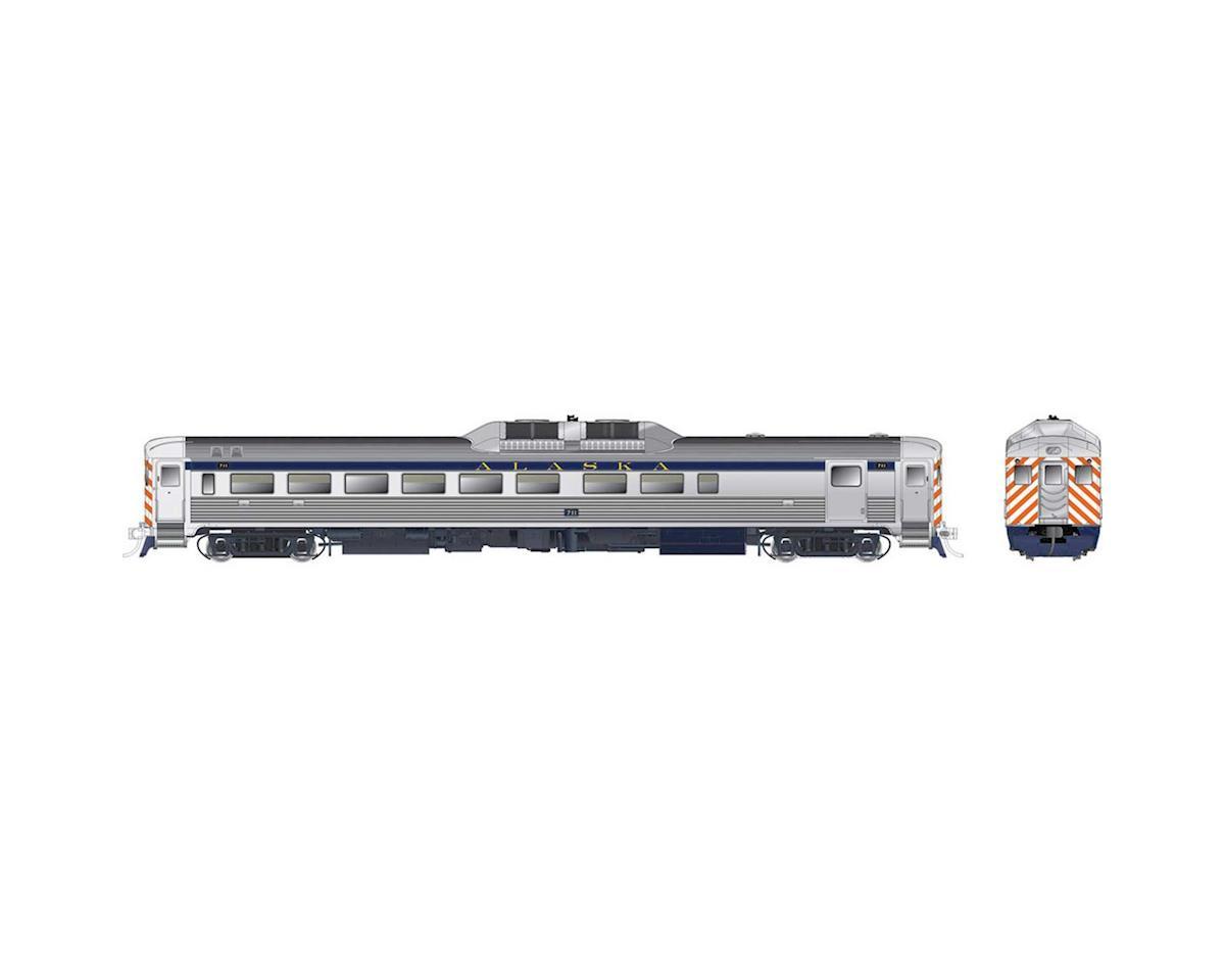 Rapido Trains HO Budd RDC Phase 1b w/DCC & Sound, ARR #712