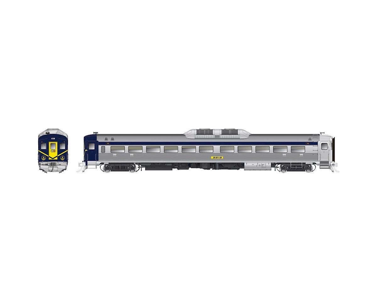 Rapido Trains HO Budd RDC1 Phase 1b w/DCC & Sound, B&O #9918
