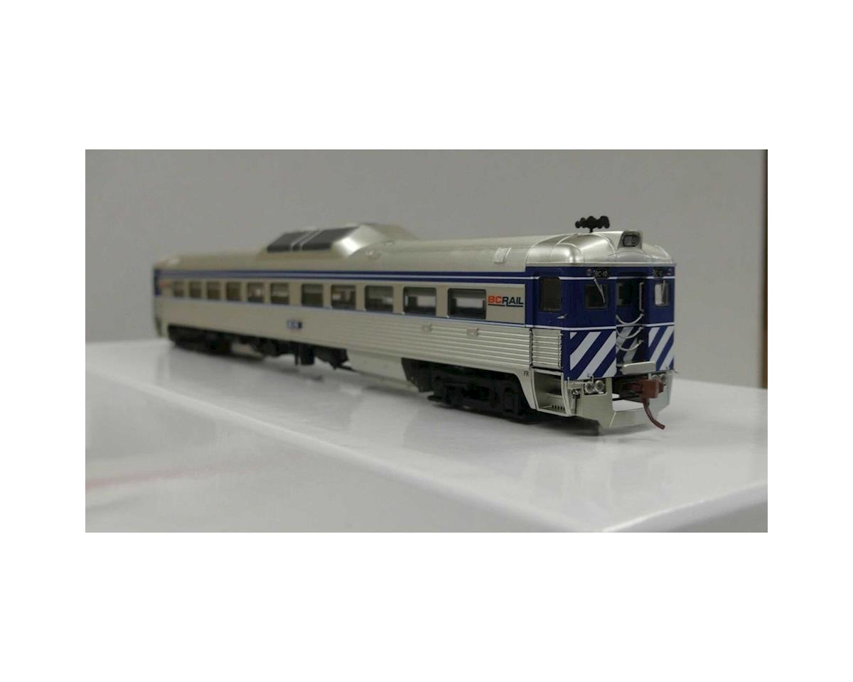 Rapido Trains HO Budd RDC1 Phase 2 w/DCC & Sound, BCR # BC-14