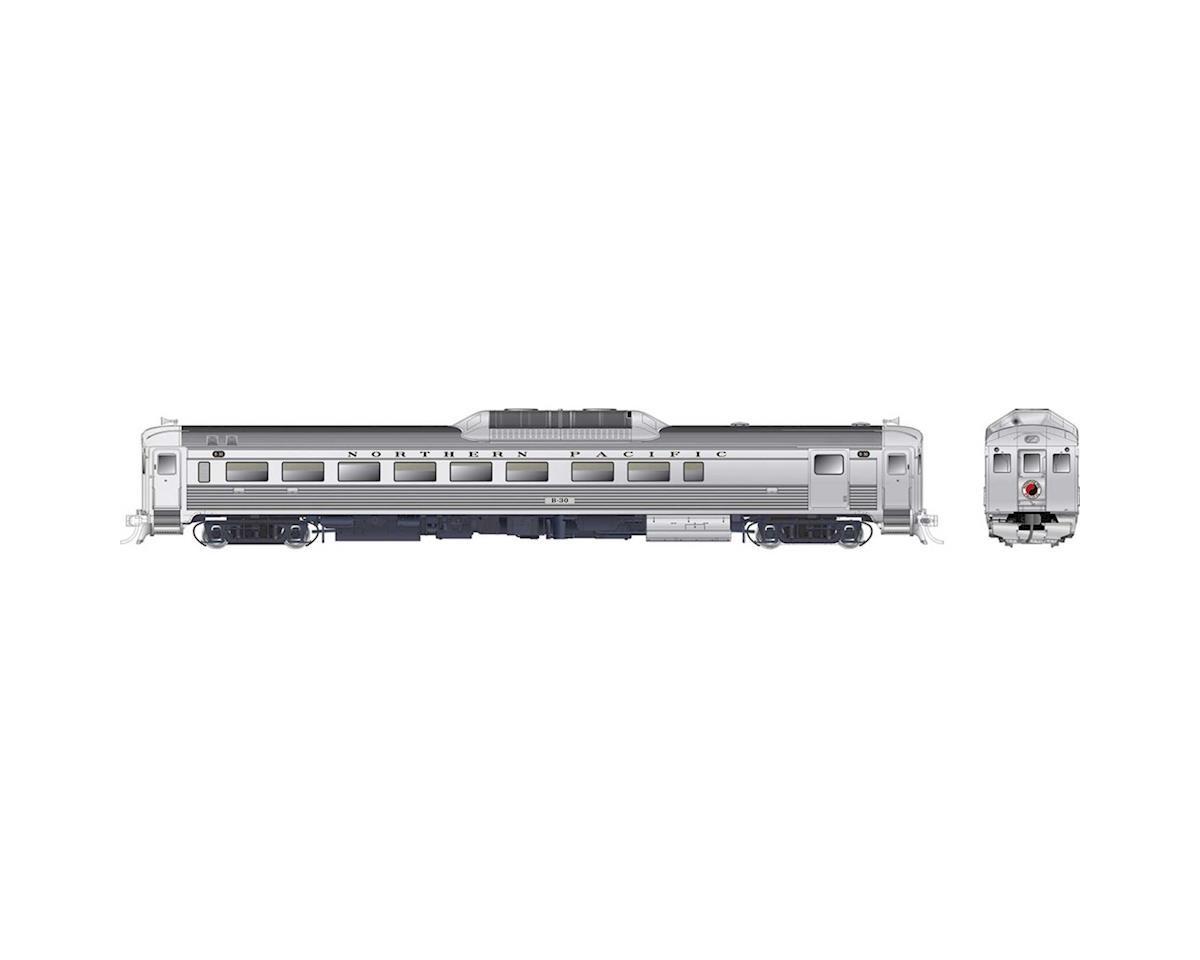 Rapido Trains HO Budd RDC2 Phase 1c w/DCC & Sound, NP #B30