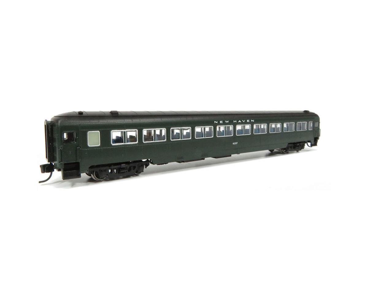 Rapido Trains N Osgood Bradley Coach, NH/Hunter Green #8253