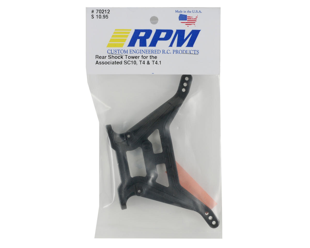 Rear Shock Tower by RPM