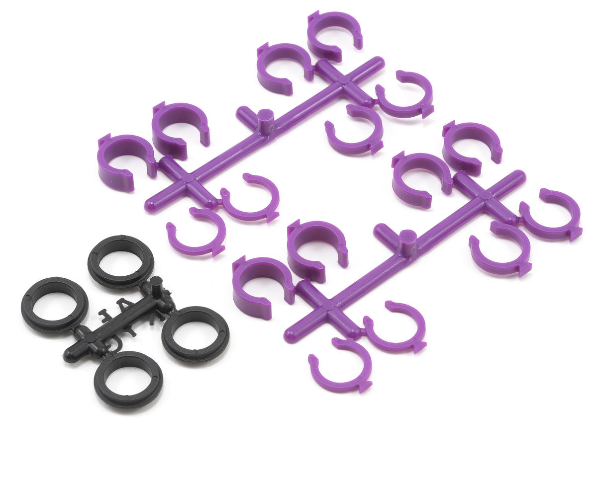 RPM Quick Adjust Spring Clips (Purple)