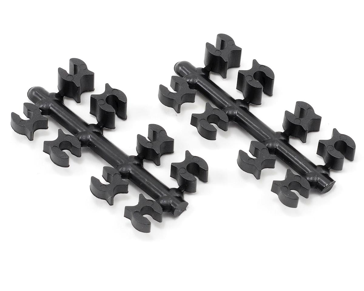 RPM Shock Up-Travel Limiter Clips (Losi XXX-T MF2)