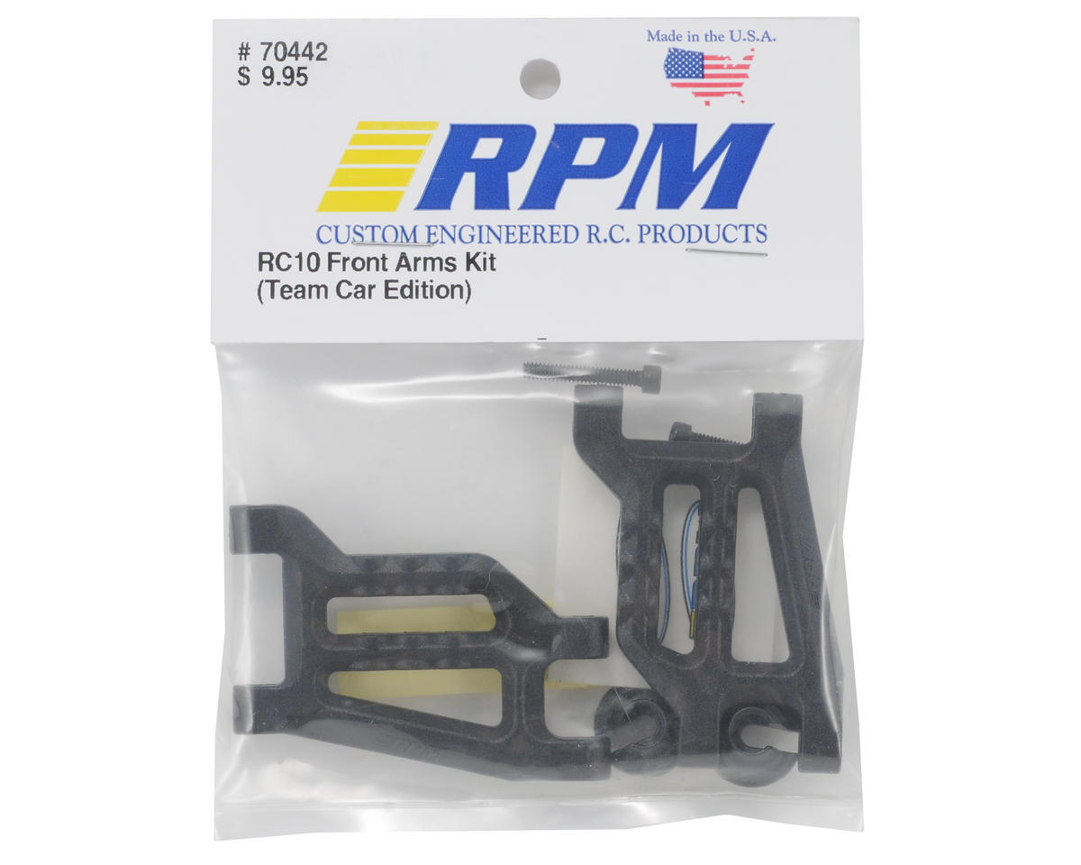 RPM Front Arm Kit (RC10)