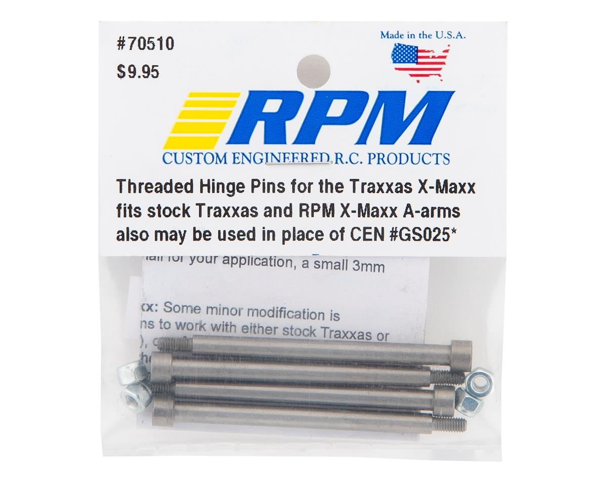 RPM X-Maxx Threaded Hinge Pin Set