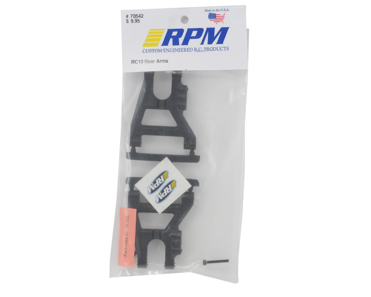 RPM Rear Arm Set (RC10)