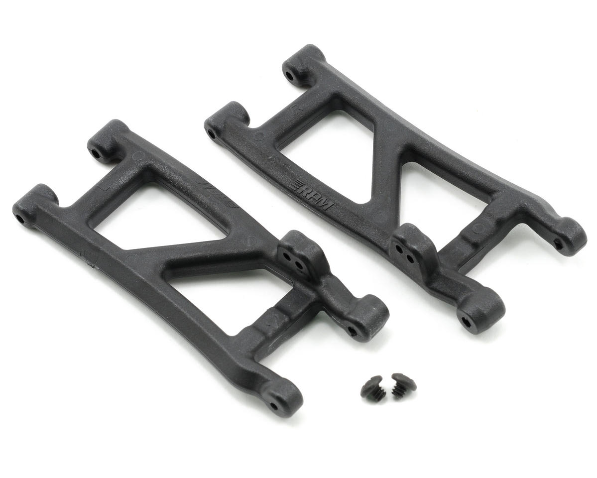 Rear A-Arms (Black) (2) by RPM