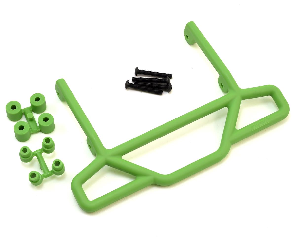 Traxxas Rustler Rear Bumper (Green) by RPM