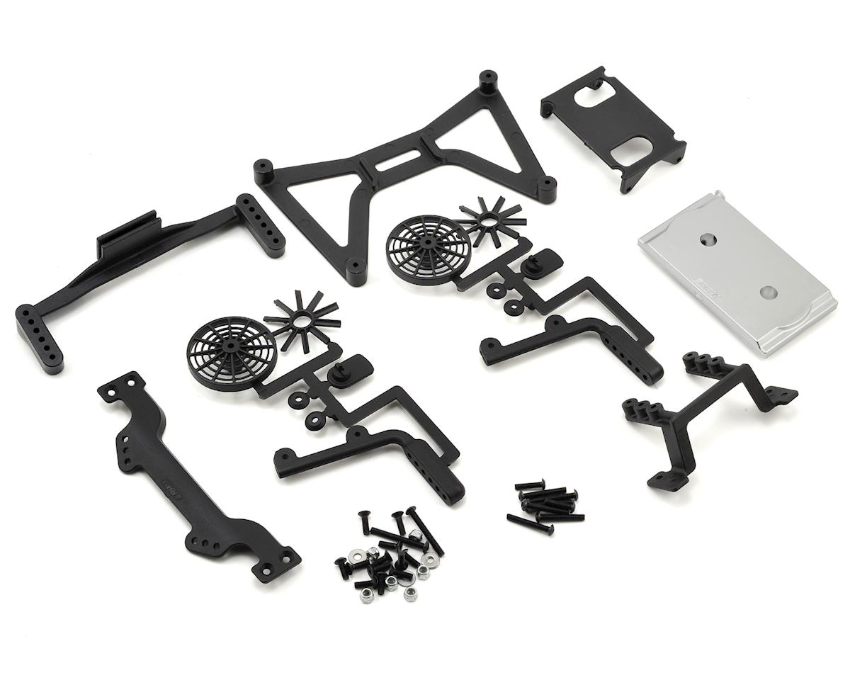 "Slash 2WD ""No Clip"" Body Mount by RPM"
