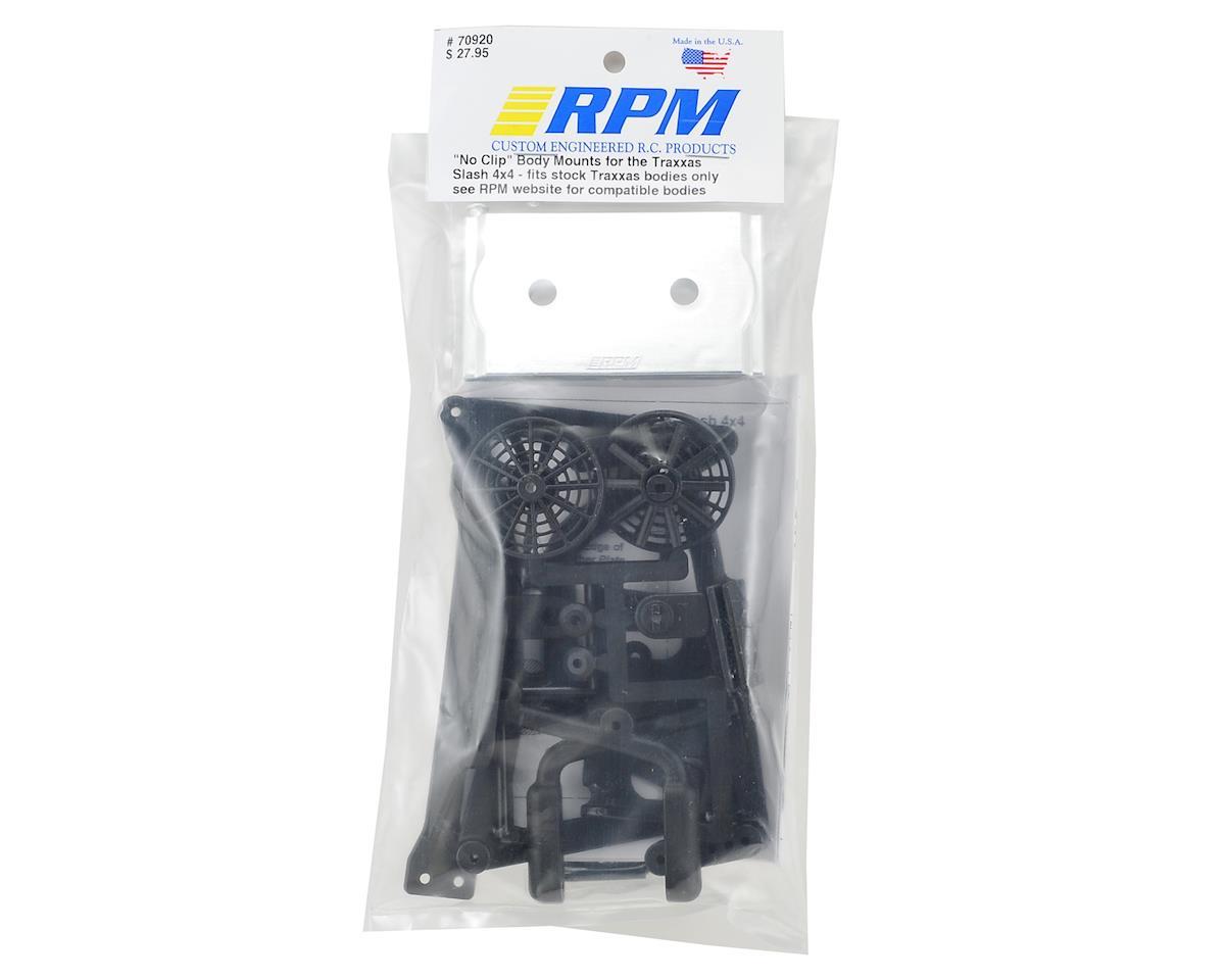 "RPM Slash 4x4 ""No Clip"" Body Mount"