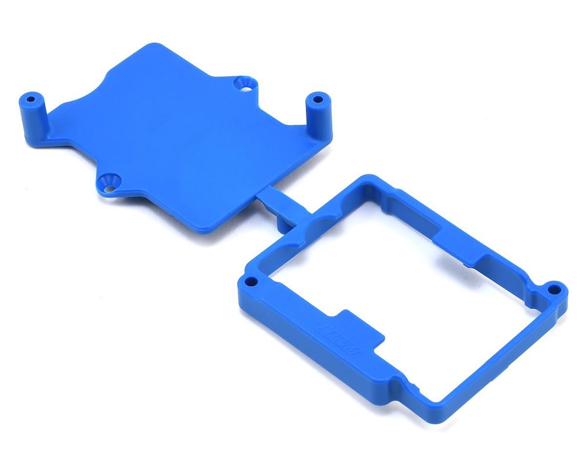 RPM Traxxas #3355R VXL-3S ESC Cage Protector (Blue)