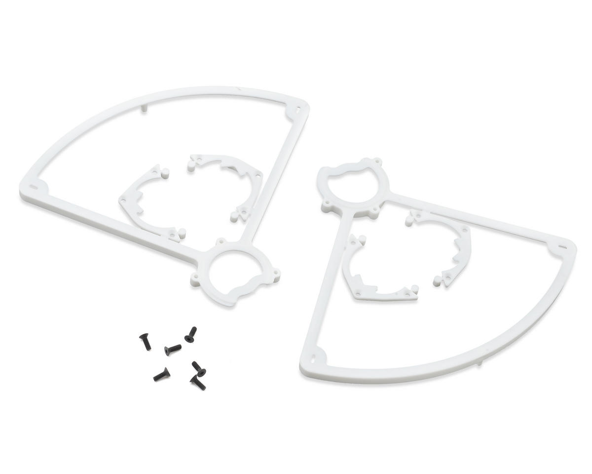 Dromida Ominus Rear Prop Guards (White) (2) by RPM