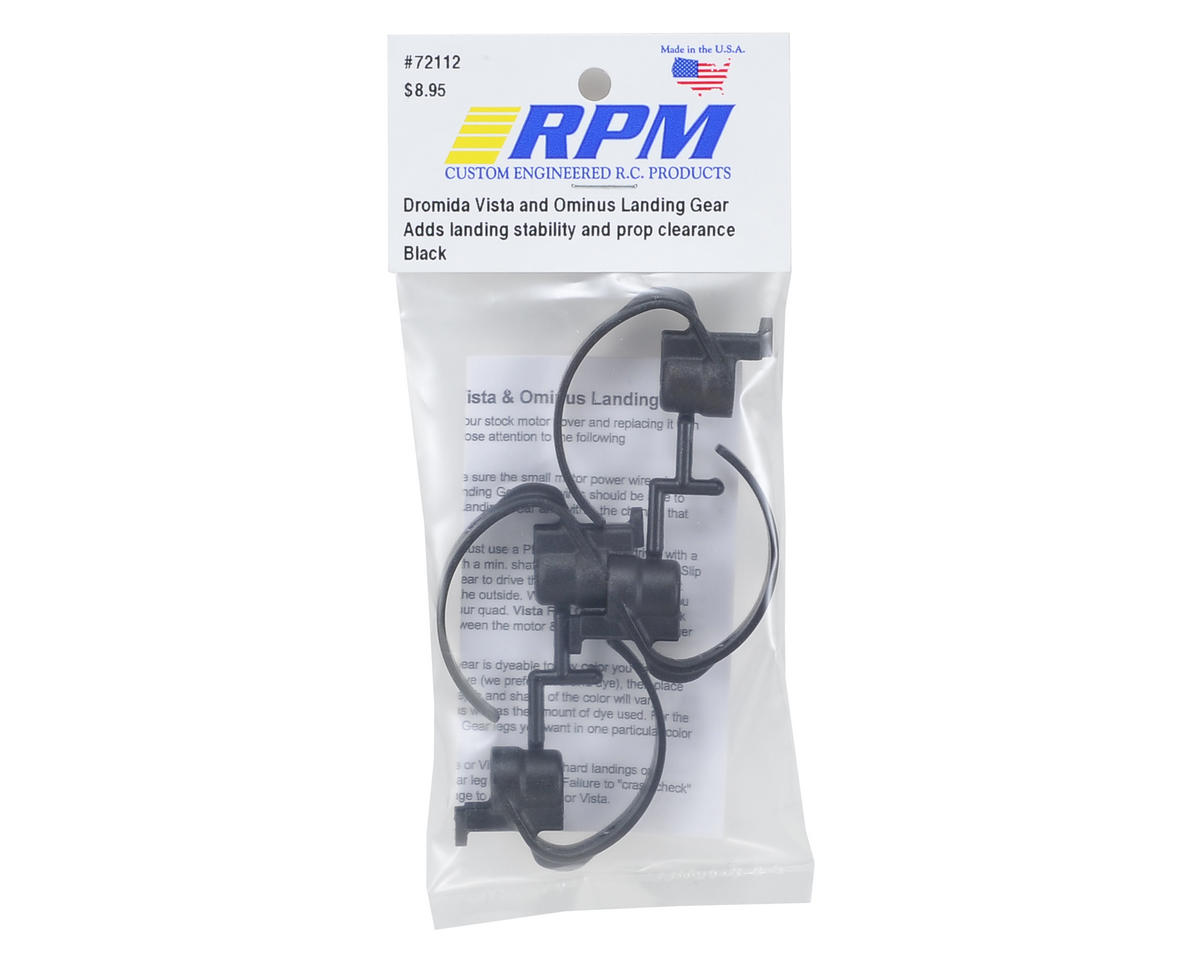 RPM Dromida Landing Gear (Black)