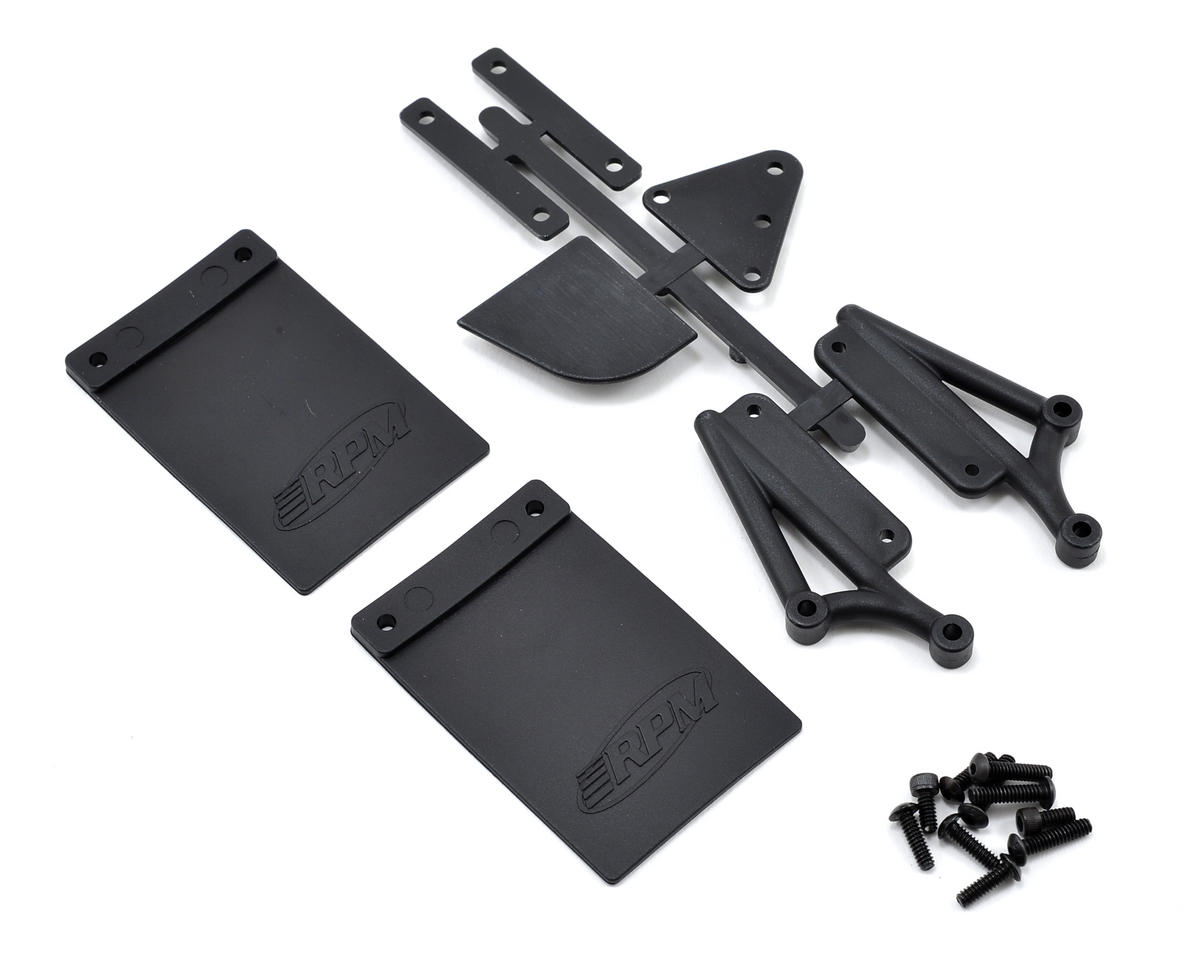RPM Mud Flap & Number Plate Kit