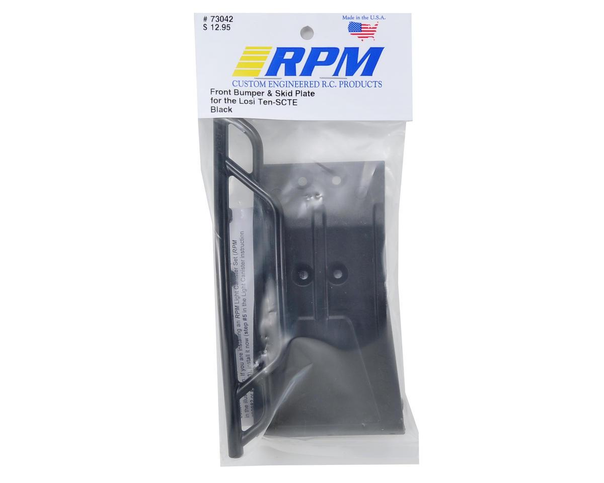 RPM Front Bumper & Skid Plate (Black)