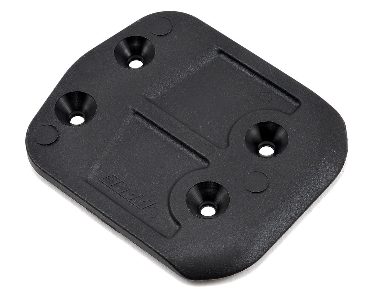 Rear Skid Plate (Black) by RPM