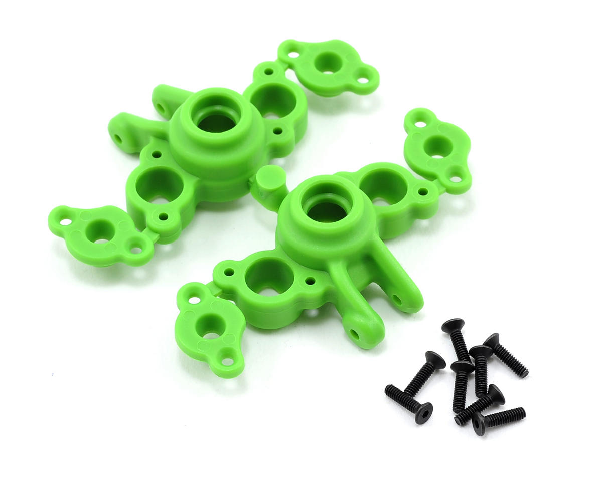Rpm Products Green Axle Carriers For Traxxas 1//16Th Scale Vehicles Rpm73164
