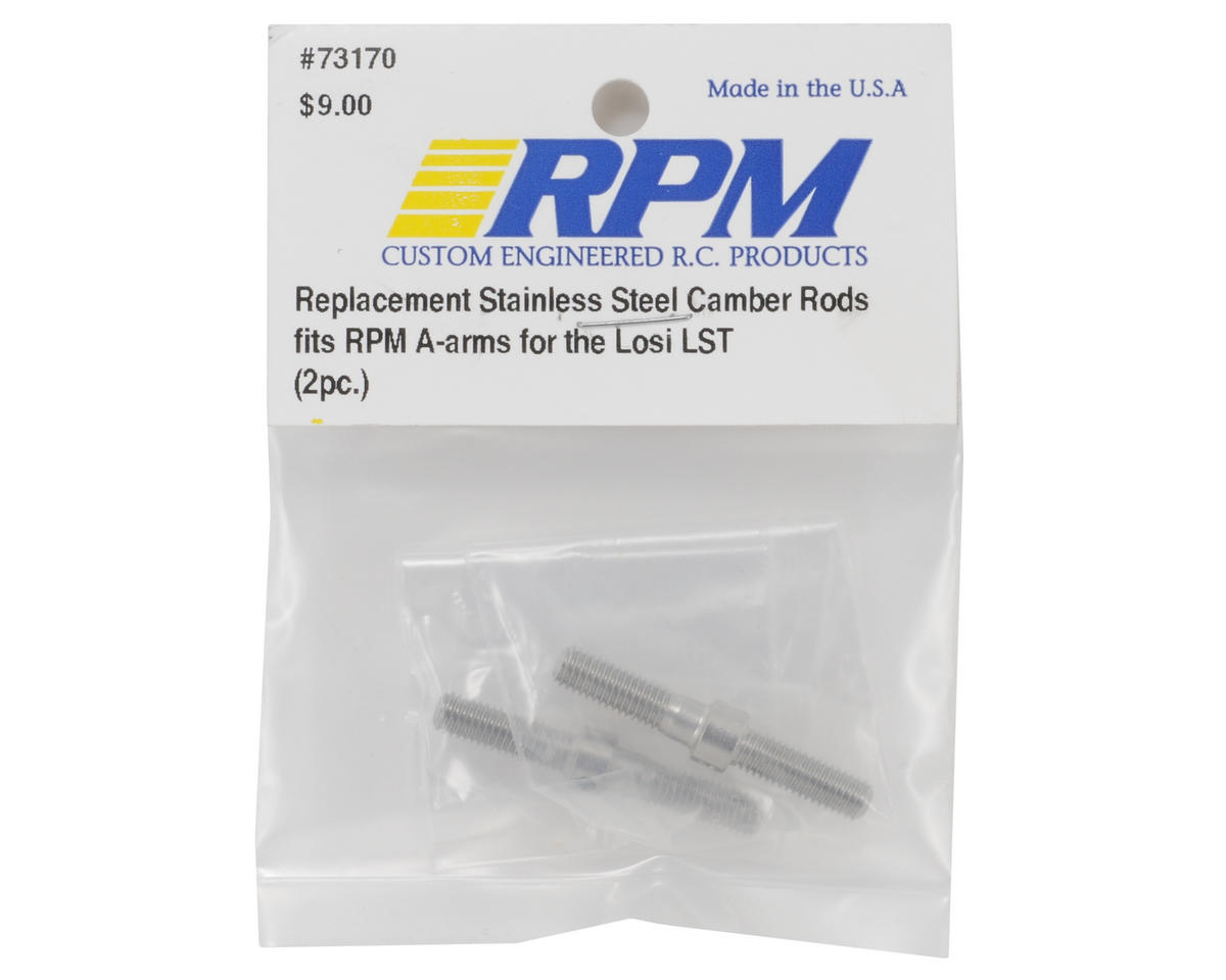 RPM Camber Turnbuckles (2)
