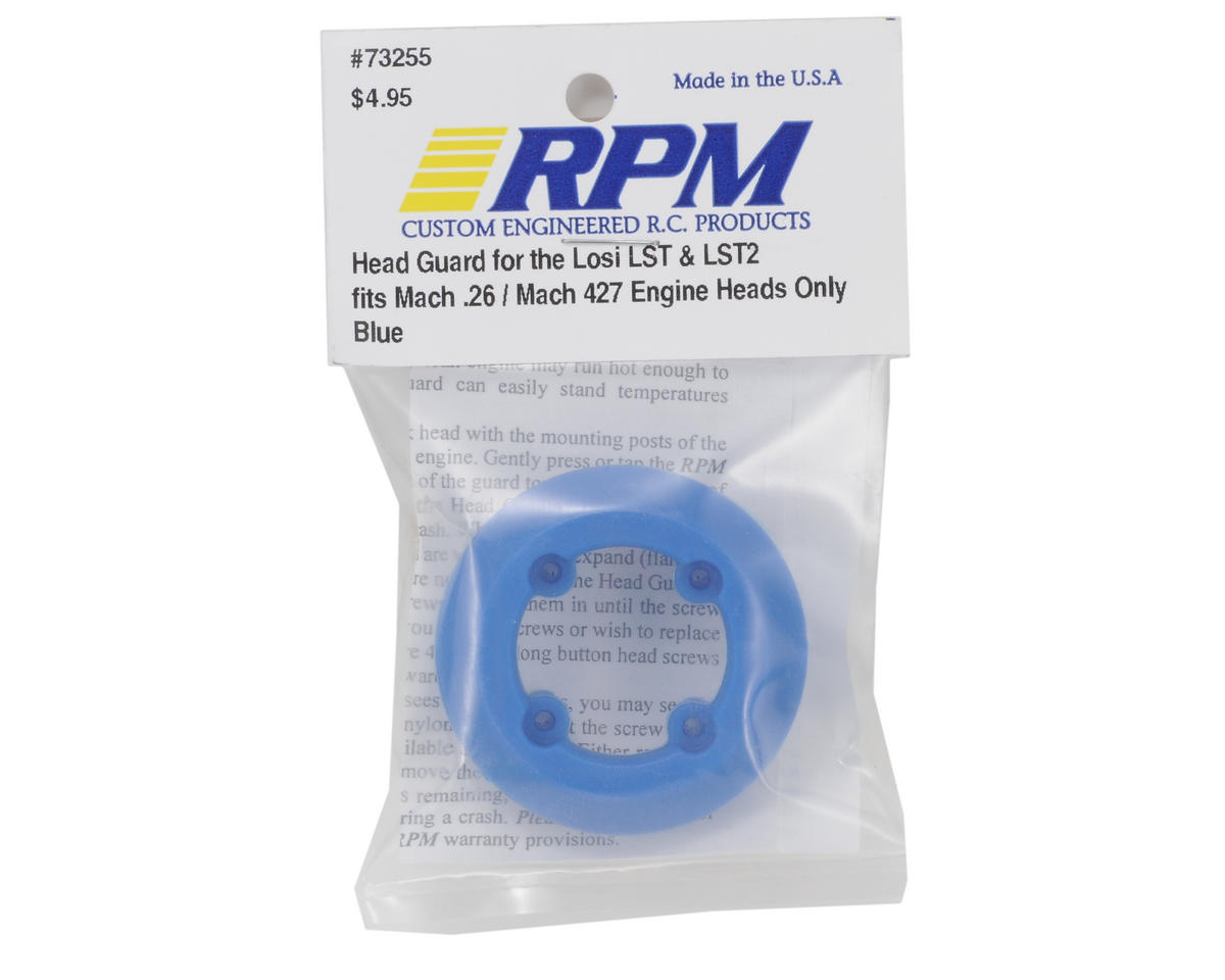 RPM Head Guard (Blue) (LST/LST2)